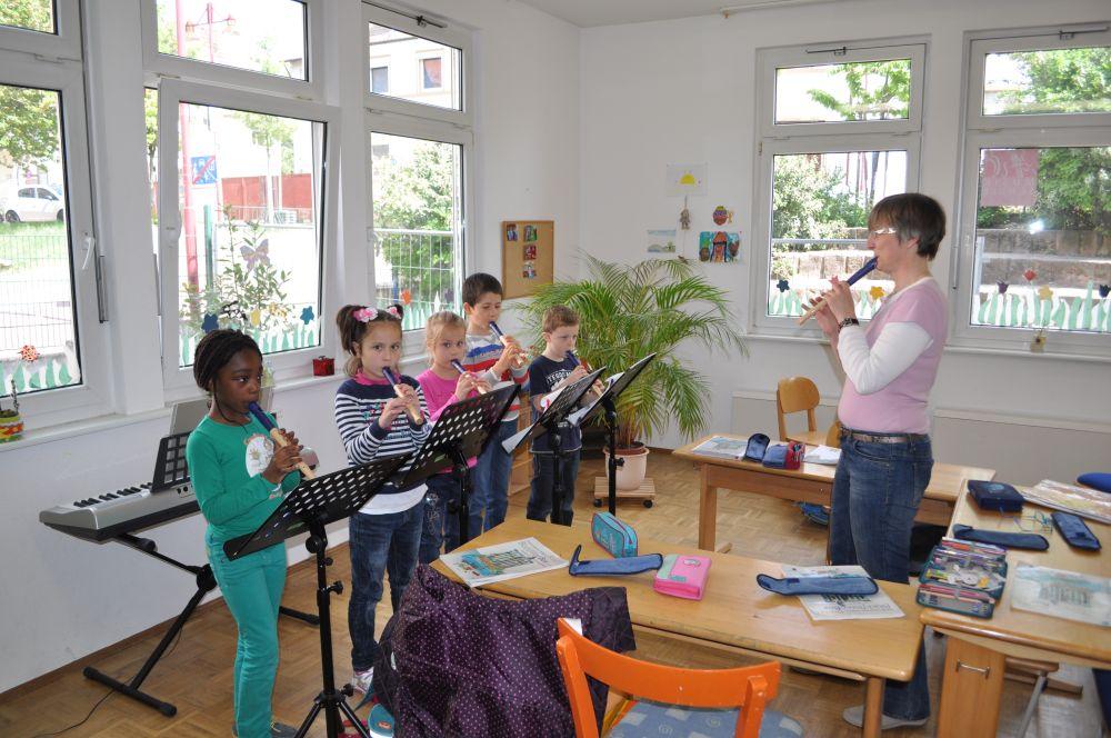 Flötengruppe